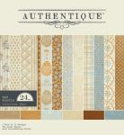 Authentique - Hope - Eight by Eight Paper Pad