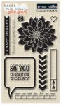 Teresa Collins Designs - She Said - Stamps