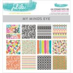 My Mind's Eye - Wild Berry Jubilee Collection - 6x6 Paper Pad