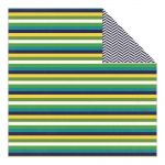 My Minds Eye - Kate & Co. - Oxford Lane - Multi Stripe - Paper