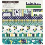 My Minds Eye - Kate & Co. - Oxford Lane 6X6 Pad