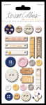 Teresa Collins Designs - Life Emporium Collection - Decorative Buttons