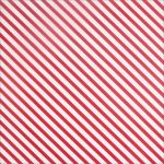 My Mind's Eye - Necessities - Reds Stripe Vellum Paper