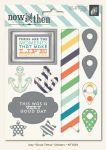 My Mind's Eye - Now and Then - By Jen Allyson - Good Times Accent Stickers