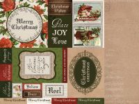 Kaisercraft - Letters to Santa Collection - Be Merry