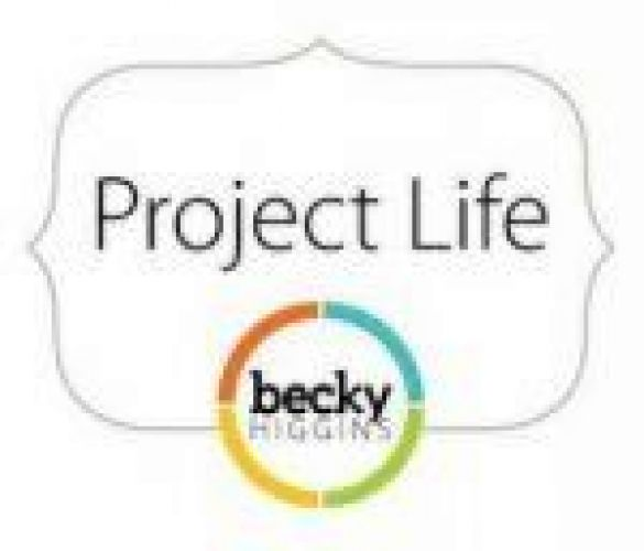 Becky Higgins Project Life - Split Core Kit - Sunshine Edition