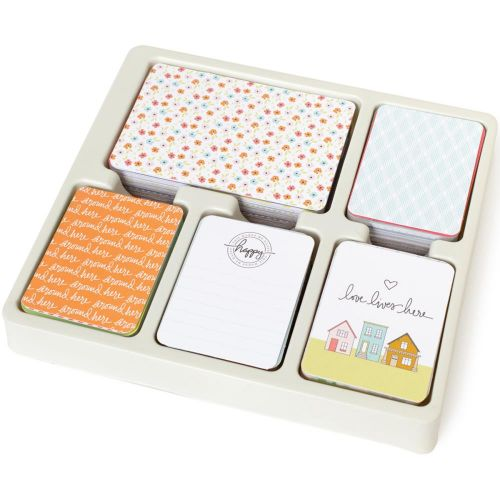 Becky Higgins Project Life - Currently Edition - 616/Pkg Un Boxed