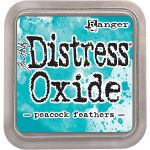Tim Holtz - Distress Oxides Ink Pad - Peacock Feathers