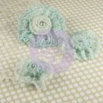 Prima Marketing Inc - Prima Flowers - Miss Sophie Collection - Aqua