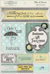 Authentique - Renew - Titles & Phrases Die Cuts