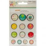 Simple Stories - Let's Party Self-Adhesive Bradz 13/Pkg