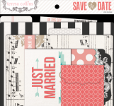Teresa Collins Designs - Save the Date - File Folders & Tags