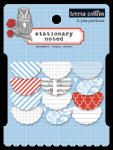 Teresa Collins Designs - Stationery Noted - Garland