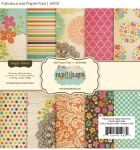 Simple Stories - Fabulous - 6x6 Paper Pad