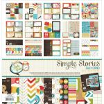 "Simple Stories - Sn@p (Snap) - Daily Grind - Collection Kit 12""X12"""