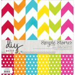 Simple Stories - DIY - Design it Yourself - Boutique 12x12 Simple Basics