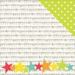 "Simple Stories - Let's Party Double-Sided Cardstock 12""X12"" - Yippee!"