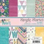 "Simple Stories - So Fancy - Double-Sided Paper Pad 6""X6"" 24/Pkg"