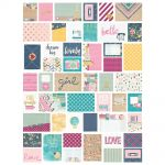 Simple Stories - So Fancy - SN@P! Card Pack 72/Pkg