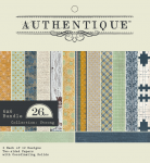 "Authentique - Strong - 6"" x 6"" Bundle"
