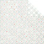 Teresa Collins Designs - Something Wonderful - Print 12 x 12 Double Sided Patterned Paper