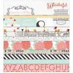 Teresa Collins Designs - Something Wonderful - 6x6 Pad