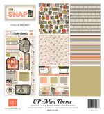 Echo Park Paper Company - Mini Themes - Oh, Snap - Kit