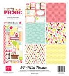 Echo Park Paper Company - Mini Theme - Let's Picnic - Collection Kit