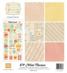 Echo Park Paper Company - Mini Theme - The Best of Friends - Collection Kit