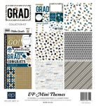 Echo Park Paper Company - Mini Theme - Grad Collection - Collection Kit
