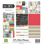 Echo Park Paper Company - Mini Theme - My Life Collection - Collection Kit