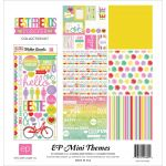 Echo Park Paper Company - Mini Theme - Best Friends Forever Collection - Collection Kit
