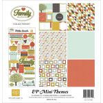 Echo Park Paper Company - Mini Theme - Family Reunion Collection - Collection Kit