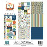 Echo Park Paper Company - Mini Theme - Game On Collection - Collection Kit