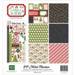 Echo Park Paper Company - Mini Theme - Jingle all the Way Collection - Collection Kit
