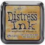 Tim Holtz Distress Ink Pad by Ranger - Scattered Straw