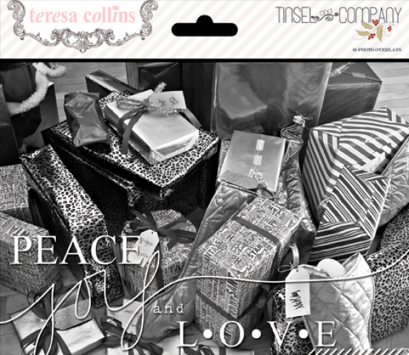Teresa Collins Designs - Tinsel & Company - Photo Overlays