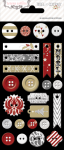 Teresa Collins Designs - Tinsel & Company - Decorative Buttons