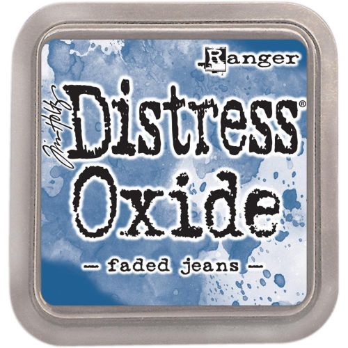 Tim Holtz - Distress Oxides Ink Pad - Faded Jeans
