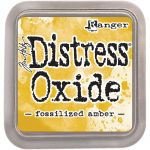 Tim Holtz - Distress Oxides Ink Pad - Fossilized Amber