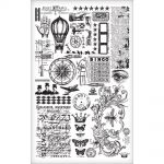 Tim Holtz - Idea-ology - Remant Rubs - Elements
