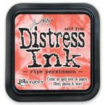 Tim Holtz Distress Ink by Ranger - Ripe Persimmon