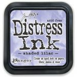 Tim Holtz Distress Ink by Ranger - Shaded Lilac