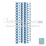 Tattered Lace Dies - Stitches