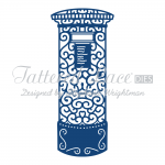 Tattered Lace Dies - Postbox