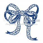 Tattered Lace Dies - Scruffy Bow