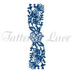 Tattered Lace Dies - Angelique Border