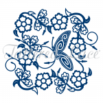 Tattered Lace Dies - Tudor Rose Tapestry