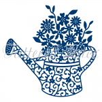 Tattered Lace Dies - Floral Watering Can