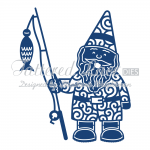 Tattered Lace Dies - Nick the Gnome
